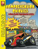 Comprehension Quickies Gr. 4-8, R.L. 1