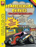 Comprehension Quickies Gr. 4-8, R.L. 2