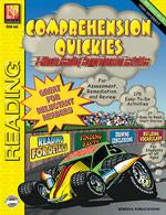 Comprehension Quickies Gr. 4-8, R.L. 5