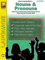 Easy Language Series: Nouns & Pronouns Gr. 2-3
