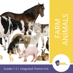 Farm Animals Grades 1-2