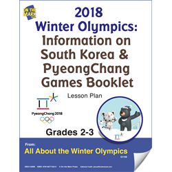 2018 Pyeongchang Olympic Games Gr. 4-8