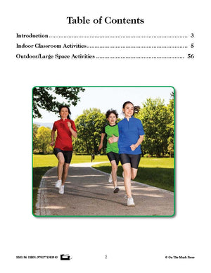 Canadian Quality Daily Physical Activities: Grades 7-8
