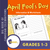 April Fool's Day Activity Grades 1-3