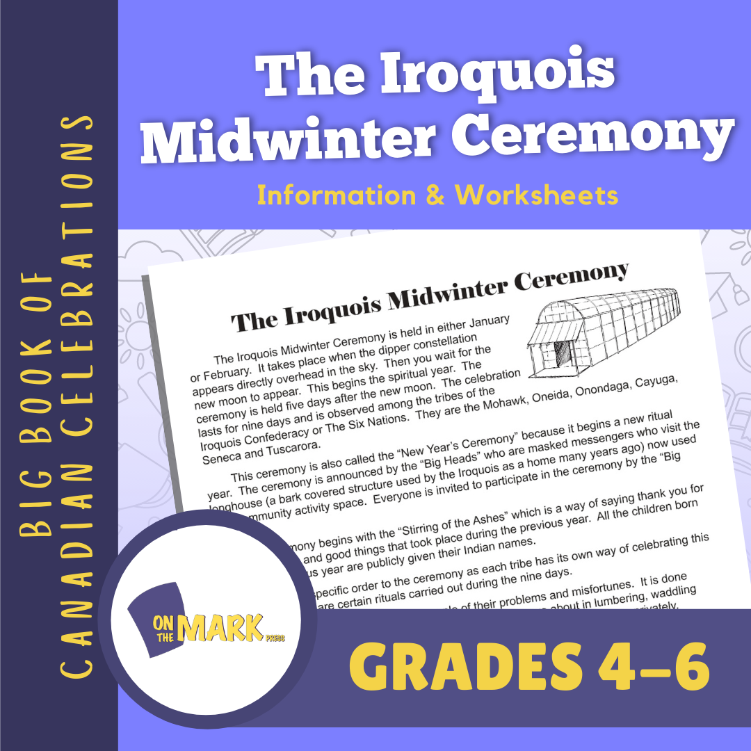 The Iroquois Midwinter Ceremony Gr. 4-6 E-Lesson Plan