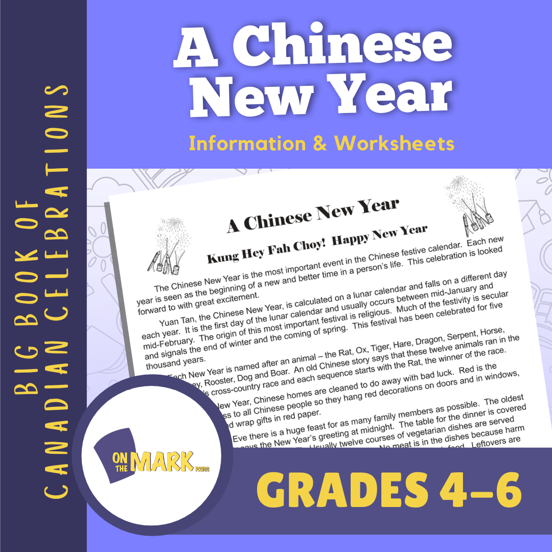 A Chinese New Year Gr. 4-6