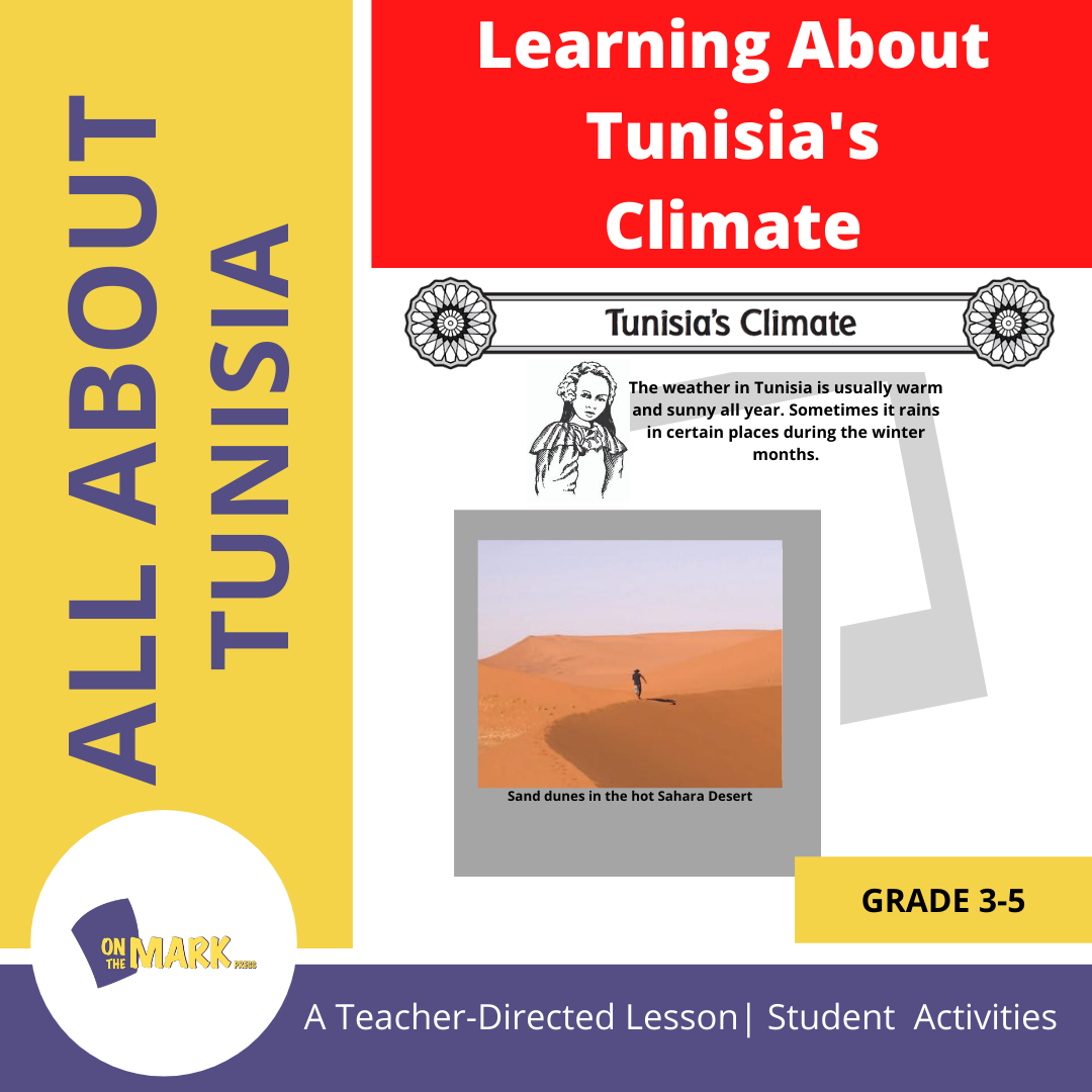 Learning About Tunisia's Climate Grades 3-5