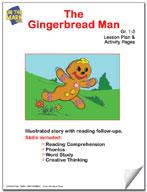 The Gingerbread Man Gr. 1-3
