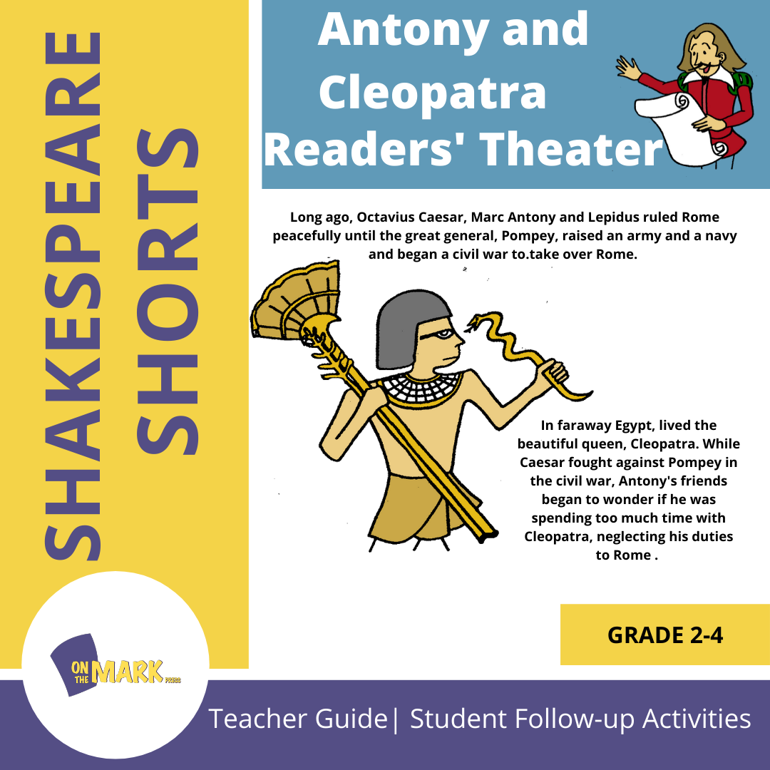 Antony and Cleopatra Readers' Theater Gr. 2-4