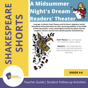A Midsummer Night's Dream Readers' Theater Gr. 4-6