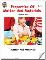 Properties Of Matter And Materials Gr. 1-3
