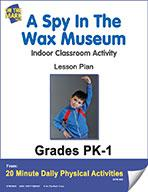 A Spy In The Wax Museum Pk-1