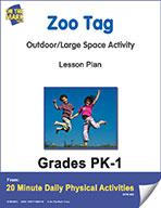 Zoo Tag Pk-1 E-Lesson Plan