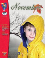 November - An Integrated Theme Unit Grades Jk-Sk