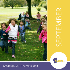 September - An Integrated Theme Unit Grades Jk-Sk