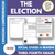 The Election: A CDN Social Studies Reading Lesson Gr. 3-4 Google Slides & Printables