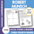 Robert Munsch: A Famous CDN Author: Social Studies/Reading Google Slides Gr. 3-4
