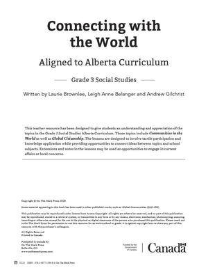 Connecting with the World Gr. 3 Alberta Curriculum