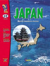 "Japan - ""Land of the Rising Sun"" Grades 4-6"
