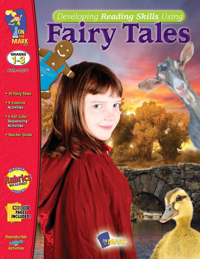 Developing Reading Skills Using Fairy Tales Grades 1-3