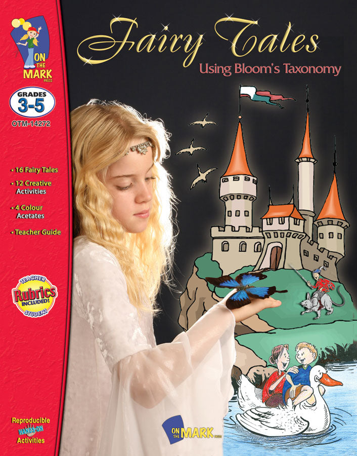 Fairy Tales using Blooms' Taxonomy: Grades 3-5