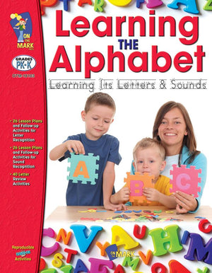 Learning the Alphabet Grades Preschool to Kindergarten