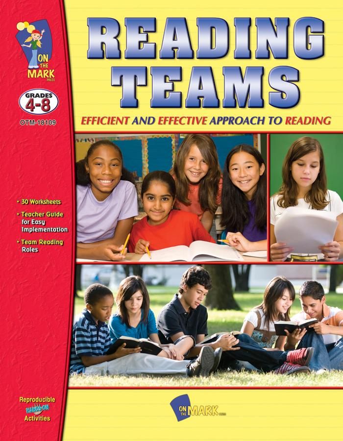 Reading Teams Grades 4-8