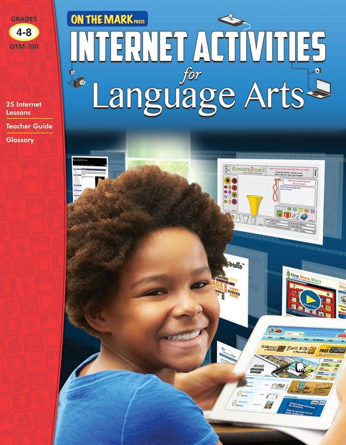 Internet Activities for Language Arts Grades 4-8