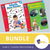 Grade 2 Canadian Math & Reading Practise Bundle!