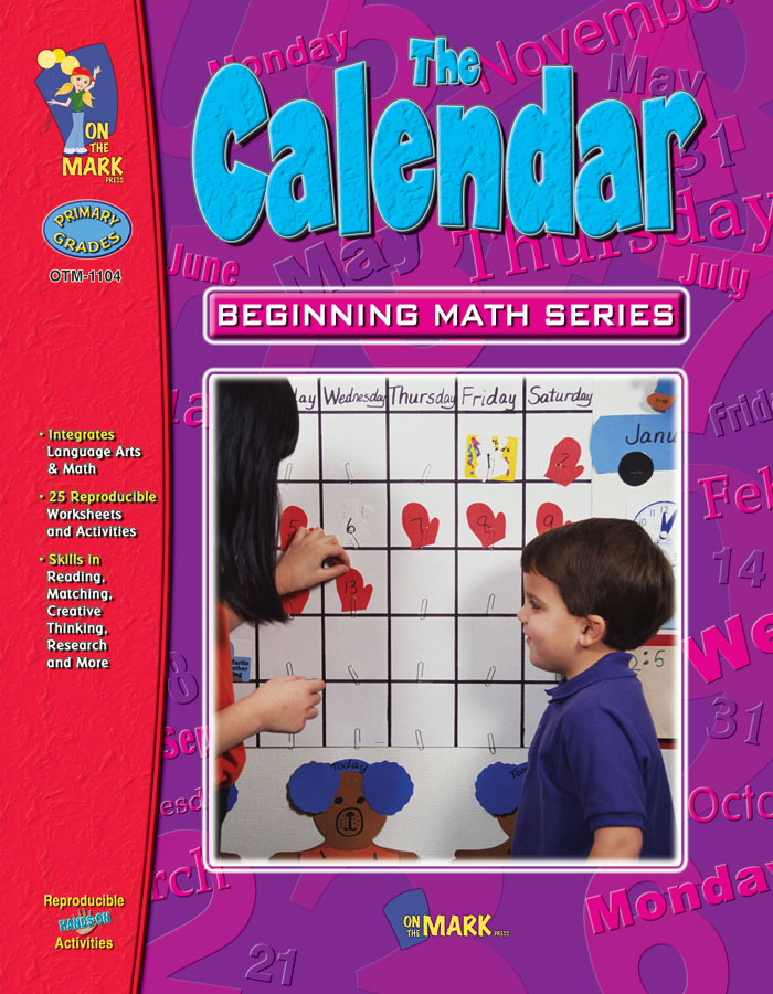 Calendar Activities with Real World Applications! Grades 1-3