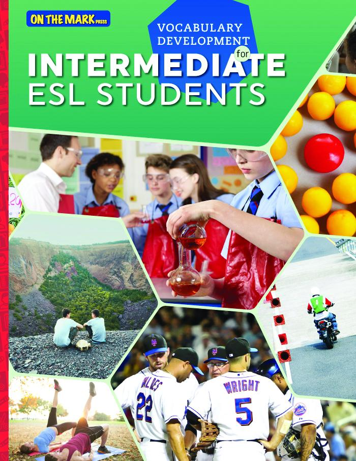 ESL - Vocabulary Development for Intermediate Students