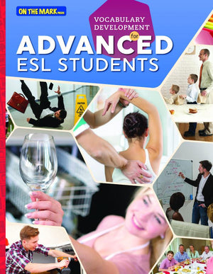 ESL - Vocabulary Development for Advanced Students