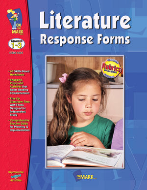 Literature Response Forms Grades 1-3