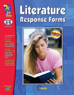 Literature Response Forms Grades 4-6