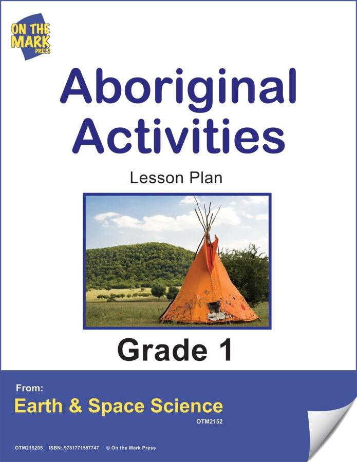 Aboriginal Activities Throughout Seasonal Changes Gr. 1