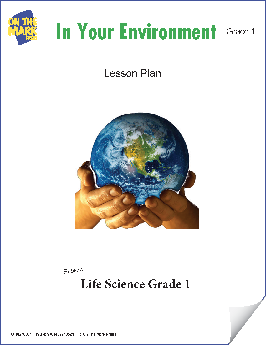 In Your Environment Grade 1 (eLesson Plan)