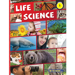 Life Science: Needs & Characteristics of Living Things; Exploring Senses Grade 1