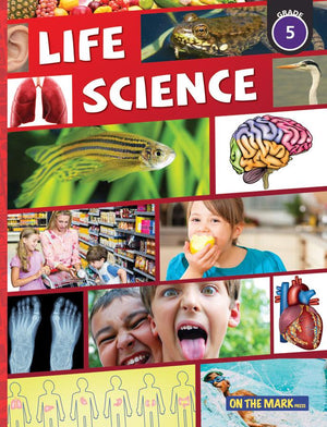 Human Organ & Body Systems; Healthy Body; & Wetland Ecosystem Life Science Gr. 5