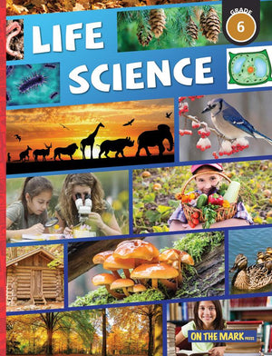 The Diversity of Living Things; and A Study of Trees & Forests - Life Science Grade 6