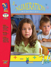 Numeration Practice Build Their Skills Workbook Grades 1-3