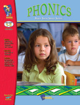 Phonics Practice Build Their Skills Workbook Grades 1-3