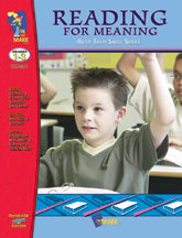 Reading for Meaning Build Their Skills Workbook Grades 1-3