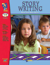 Story Writing Build Their Skills Workbook Grades 1-3