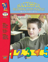 Successful Beginning Math Practice Big Book Gr. 1-3 - Build Their Skills Bundle!