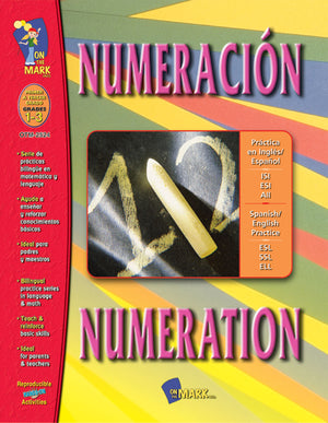 Numeration Spanish/English Gr. 1-3