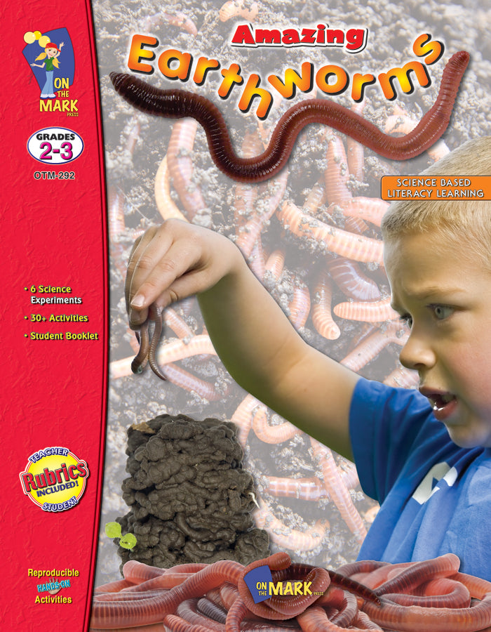 Amazing Earthworms Grades 2-3