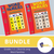 Word Families: Long & Short Vowels - A Two Book Bundle!
