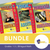 Spanish/English Grades 1-3 Math Bundle