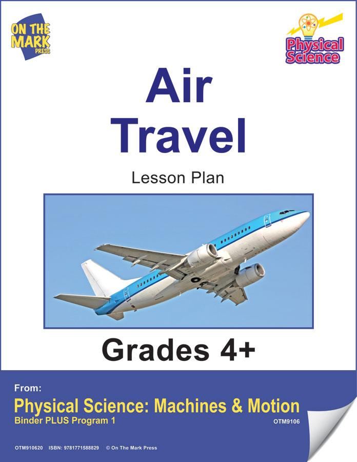 Air Travel Activities Grades 4+
