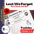 Lest We Forget Word Study Activities For Grades 4-6